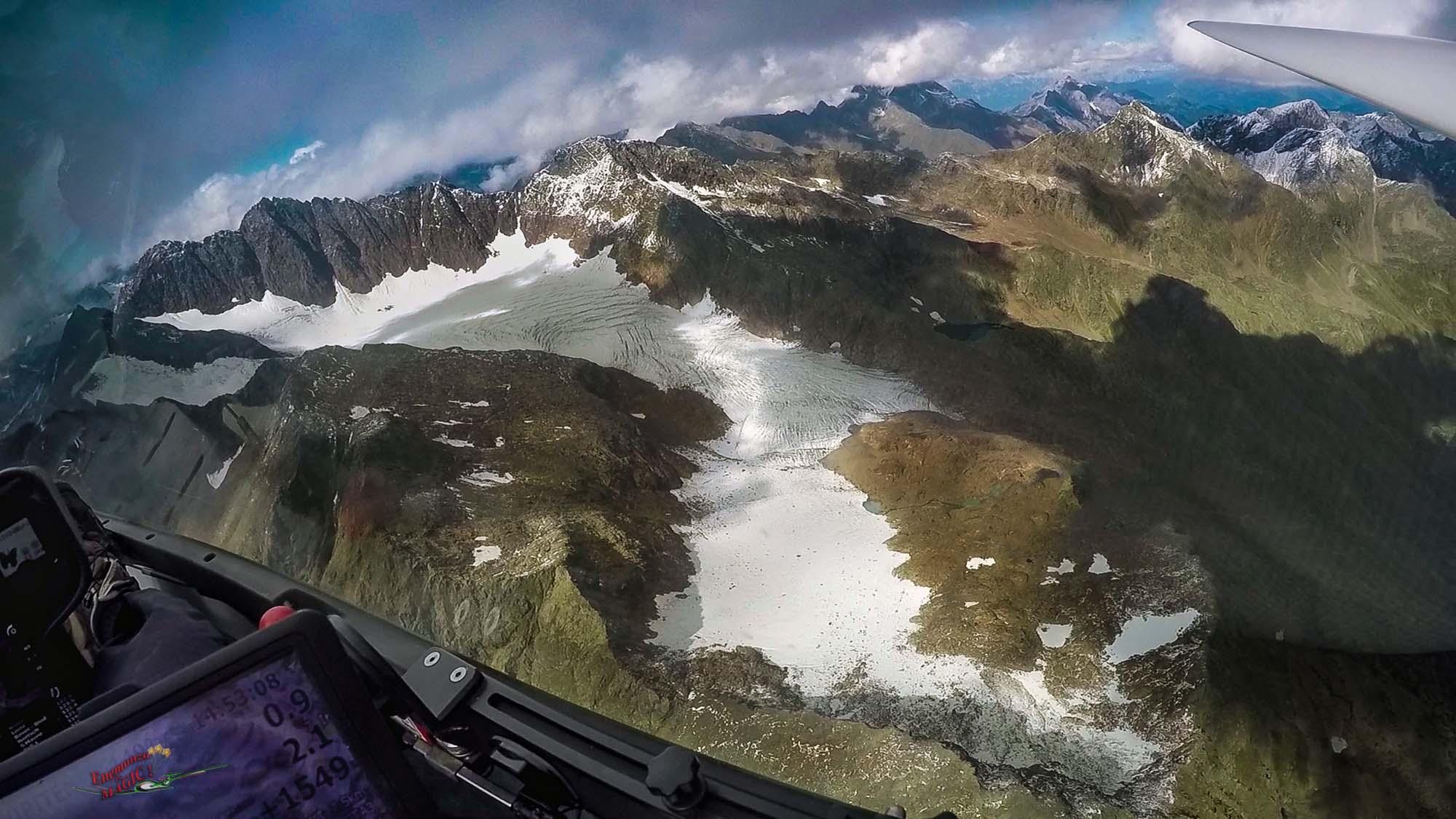 vipiteno ghiacciaio